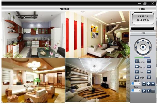 Camera IP wifi cho gia đình
