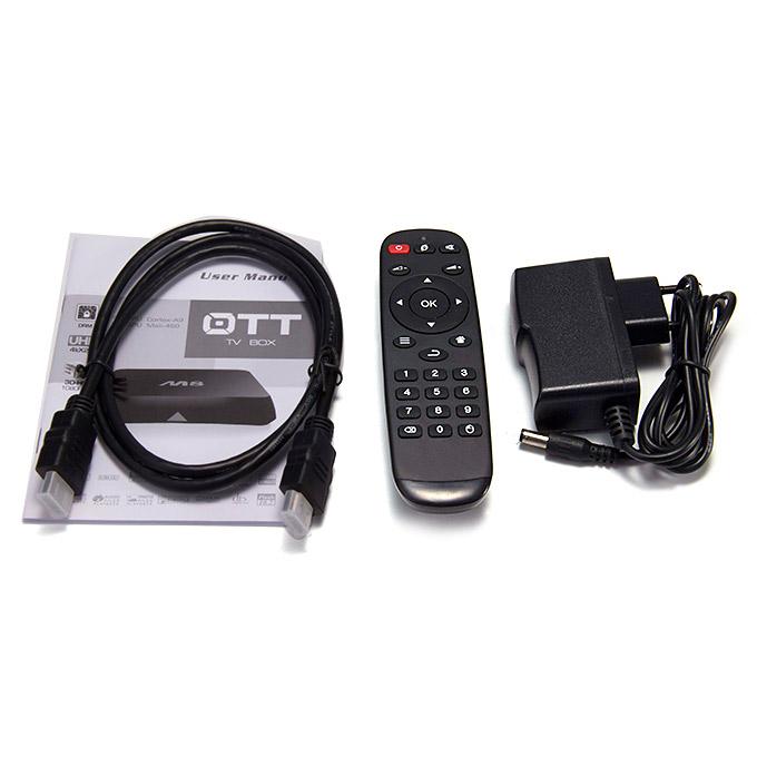 Cách nhận biết Android TV Box M8S chính hãng EnyBox